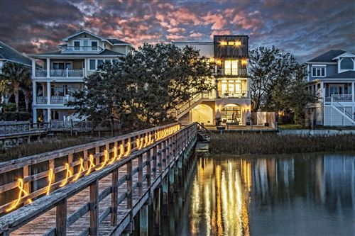 Photo of 16 N Channel Drive, Wrightsville Beach, NC 28480 (MLS # 100204003)