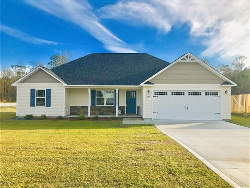 Photo of 108 Woodwater Drive, Richlands, NC 28574 (MLS # 100211003)