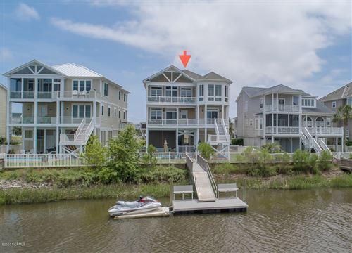 Photo of 151 Via Marsh Lagoon Drive, Ocean Isle Beach, NC 28469 (MLS # 100222003)