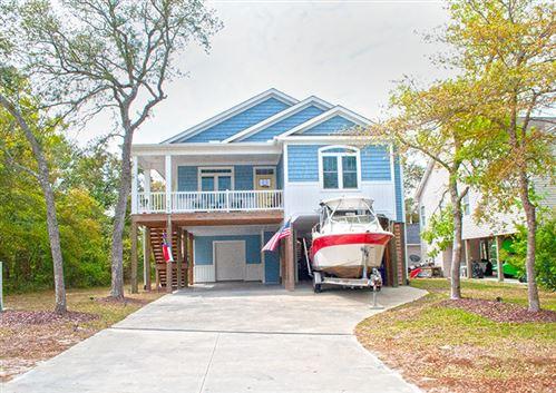 Photo of 2703 E Oak Island Drive, Oak Island, NC 28465 (MLS # 100267005)