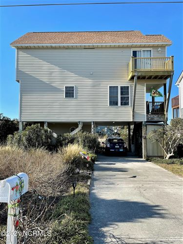 Photo of 1007 S Topsail Drive, Surf City, NC 28445 (MLS # 100253006)