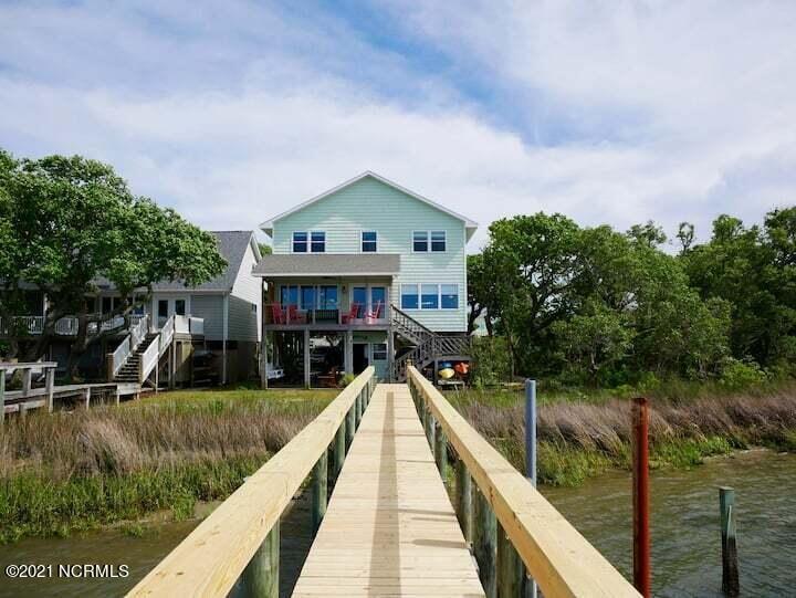 Photo of 535 Sidbury Avenue, Topsail Beach, NC 28445 (MLS # 100292006)