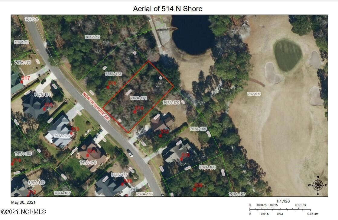 Photo for 514 N Shore Drive, Sneads Ferry, NC 28460 (MLS # 100274008)