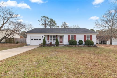 Photo of 213 Chappell Creek Court, Richlands, NC 28574 (MLS # 100198009)