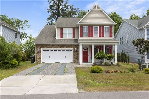 Photo of 1109 Deer Hill Drive, Wilmington, NC 28409 (MLS # 100270009)