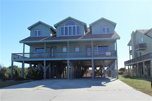 Photo of 1237 Ocean Boulevard W, Holden Beach, NC 28462 (MLS # 100193011)