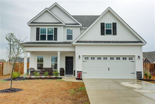 Photo of 137 Oyster Landing Drive, Sneads Ferry, NC 28460 (MLS # 100209011)