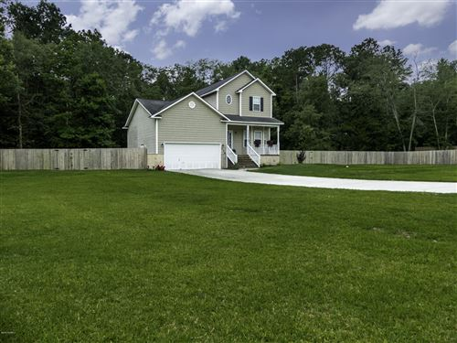 Photo of 136 Briar Hollow Drive, Jacksonville, NC 28540 (MLS # 100224011)