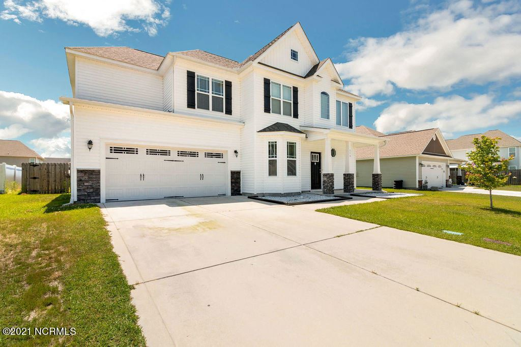 Photo of 316 Merin Height Road, Jacksonville, NC 28546 (MLS # 100285011)