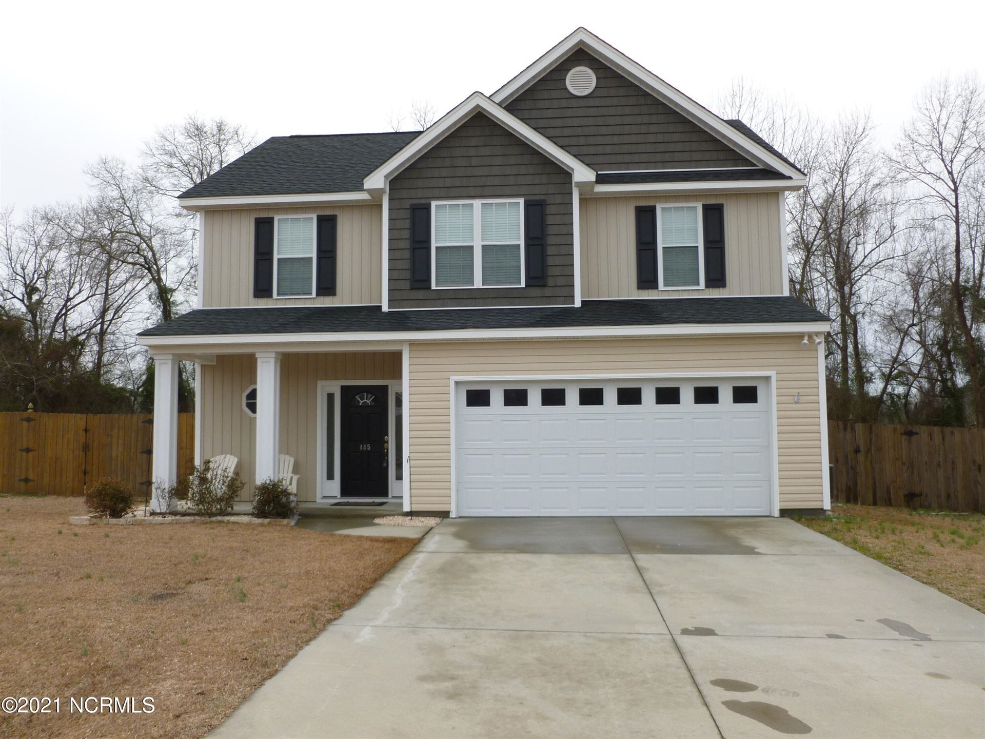 Photo of 145 Backfield Place, Jacksonville, NC 28540 (MLS # 100293011)