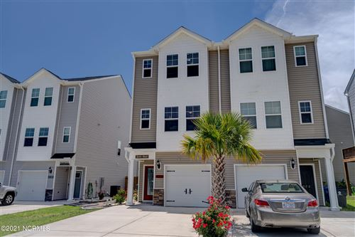 Photo of 717 Glenn Avenue #Unit 1, Carolina Beach, NC 28428 (MLS # 100278012)