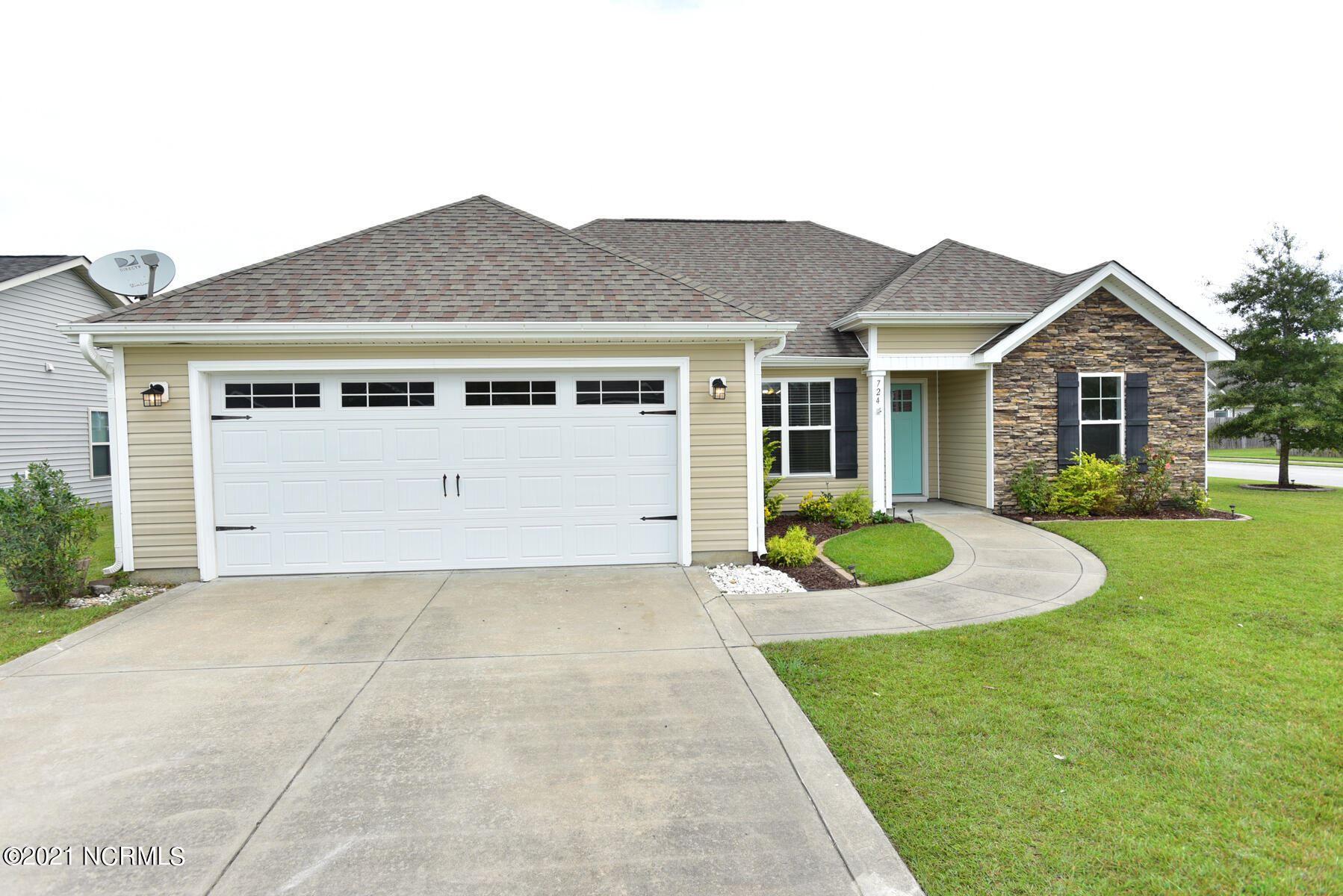Photo of 724 Radiant Drive, Jacksonville, NC 28546 (MLS # 100295012)