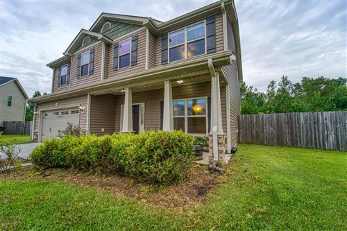 Photo of 138 Mittams Point Drive, Jacksonville, NC 28546 (MLS # 100233013)