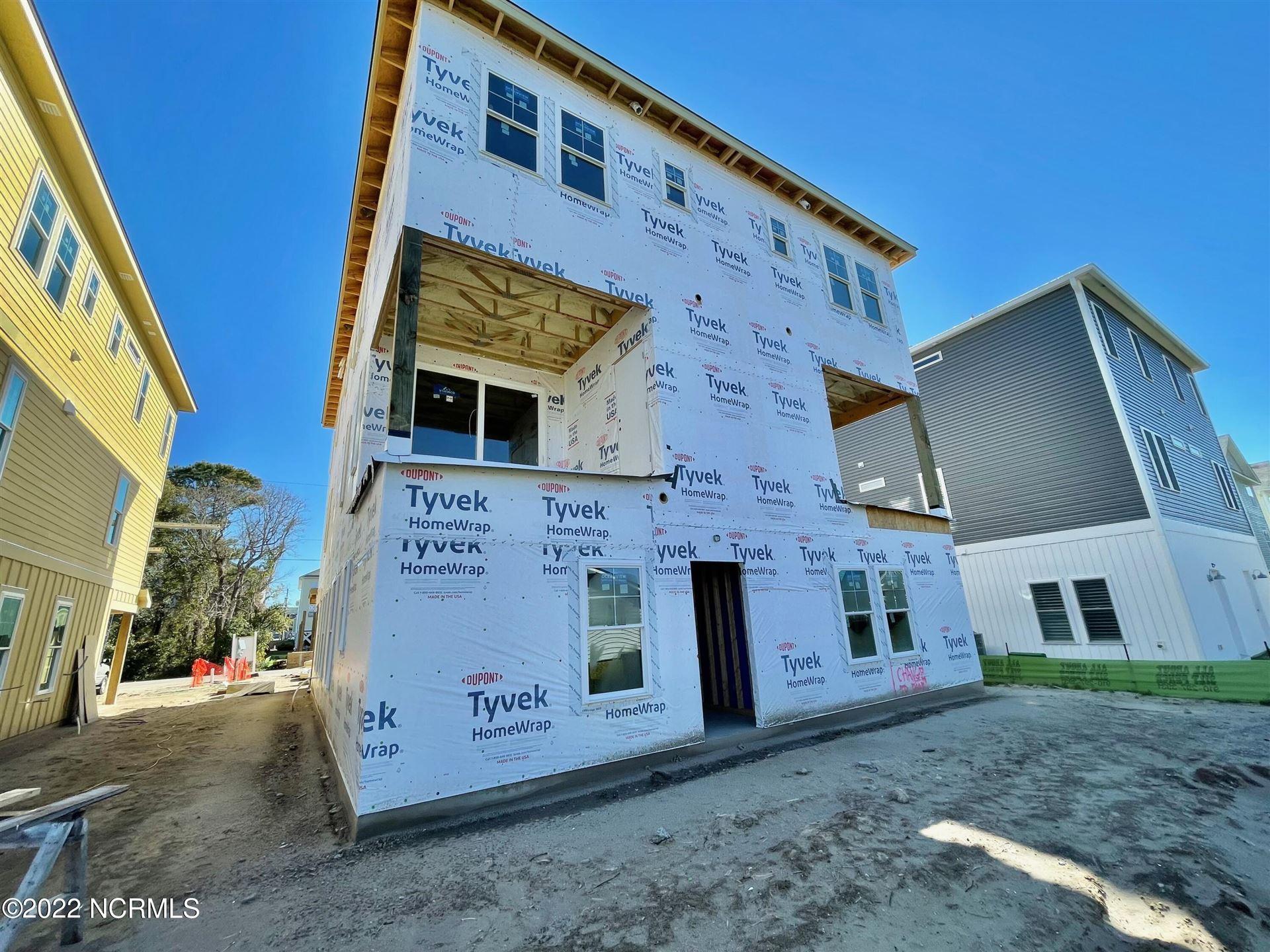 Photo of 1310 Snapper Lane #1, Carolina Beach, NC 28428 (MLS # 100274016)