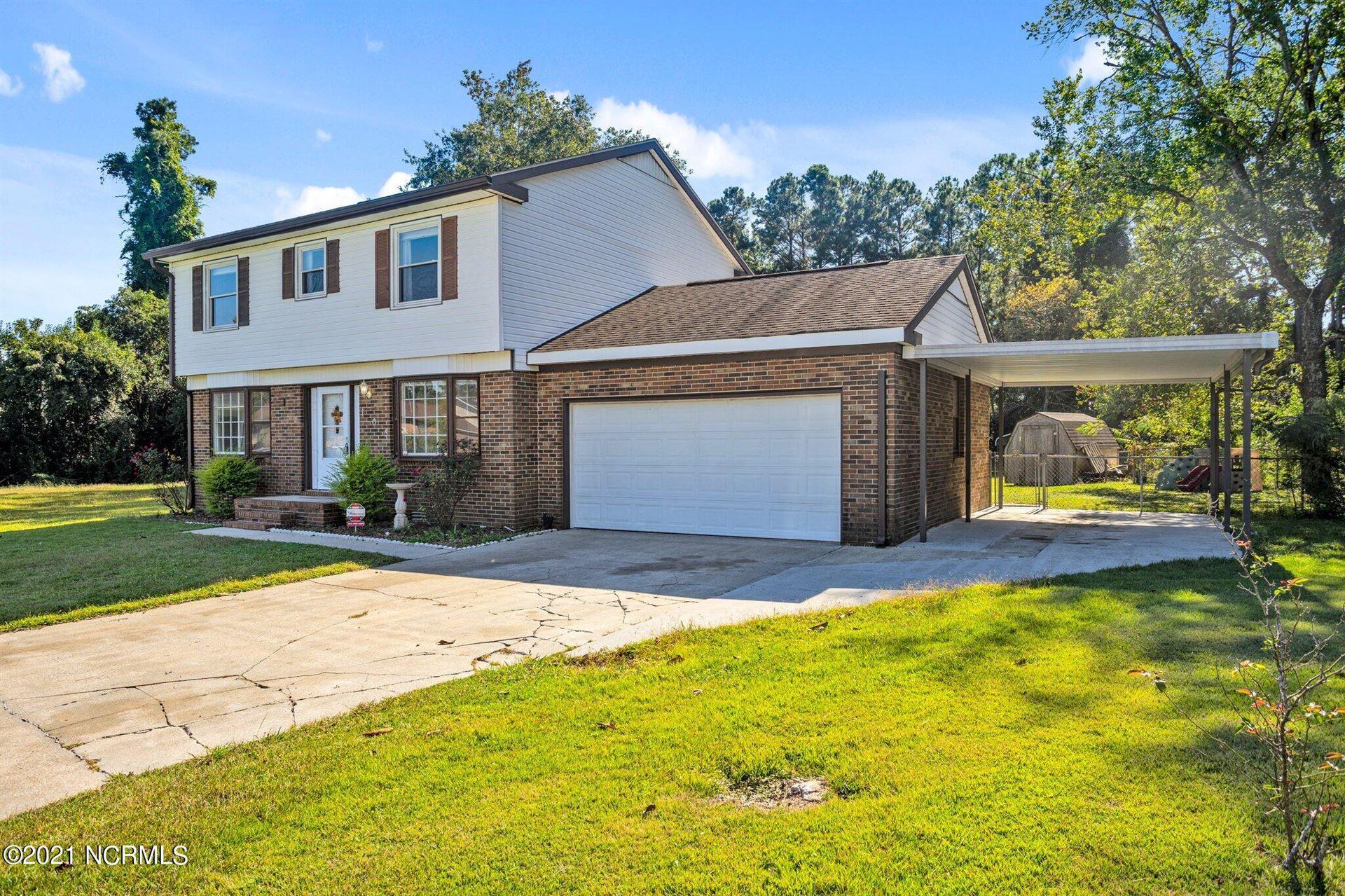 Photo of 105 Oakwood Court, Jacksonville, NC 28546 (MLS # 100296016)