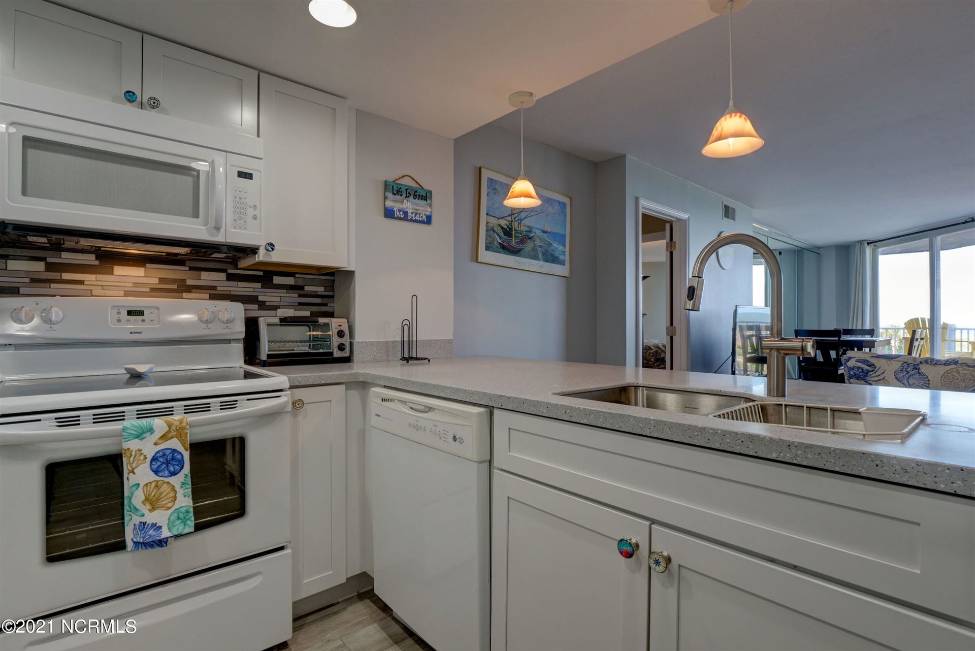 Photo of 2000 New River Inlet Road #Unit 2209, North Topsail Beach, NC 28460 (MLS # 100268017)