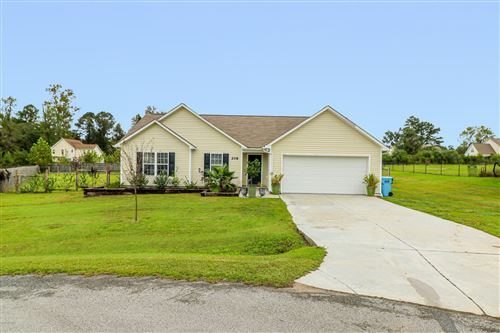 Photo of 208 High Meadow Court, Richlands, NC 28574 (MLS # 100237018)