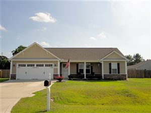 Photo of 202 Long Neck Drive, Richlands, NC 28574 (MLS # 100187019)