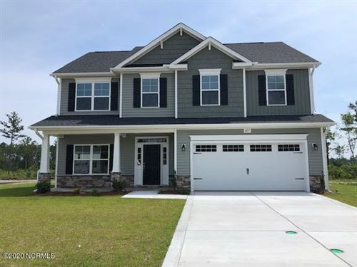 Photo of 625 High Tide Drive, Sneads Ferry, NC 28460 (MLS # 100206019)