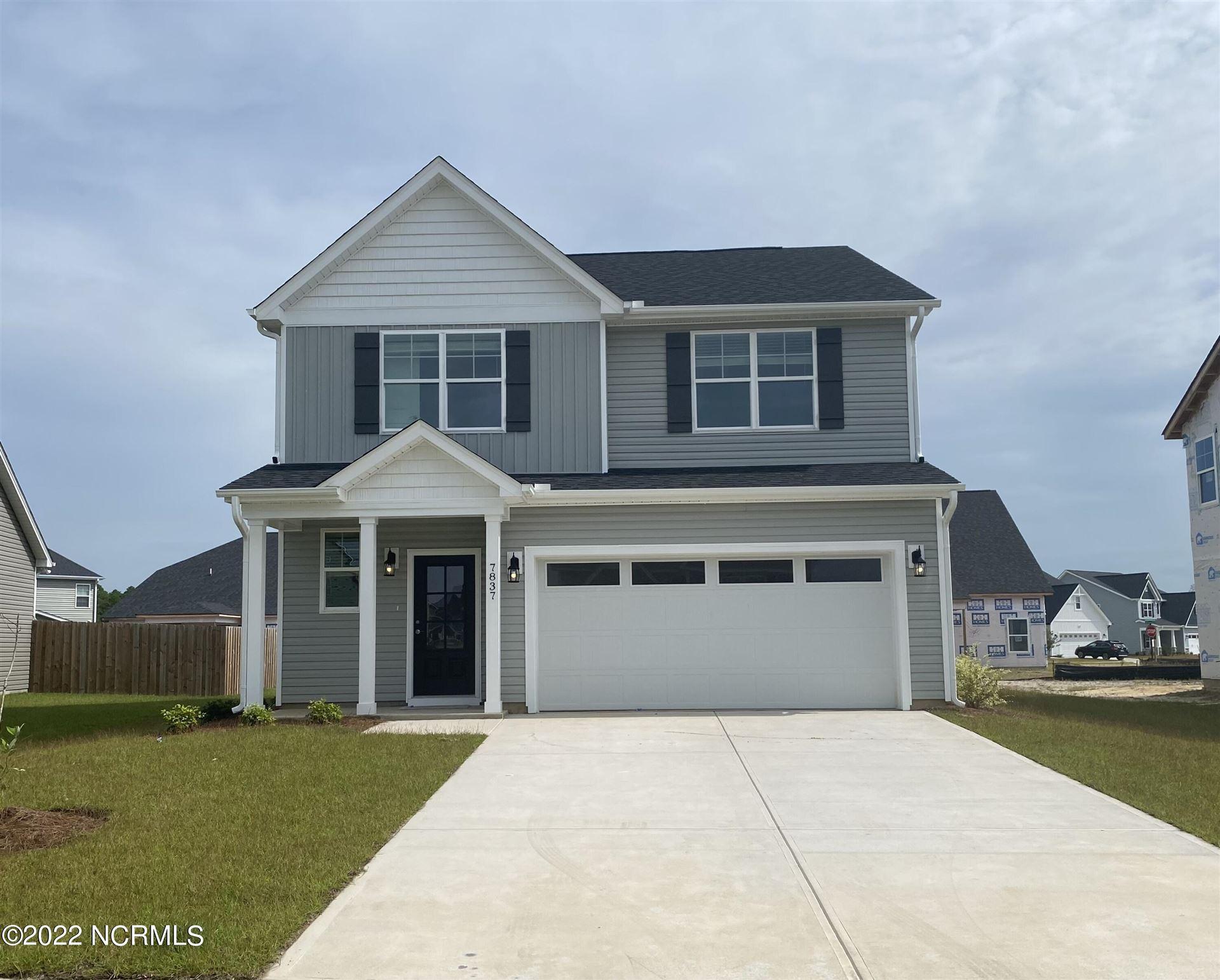 Photo of 7837 Waterwillow Drive, Leland, NC 28451 (MLS # 100278019)