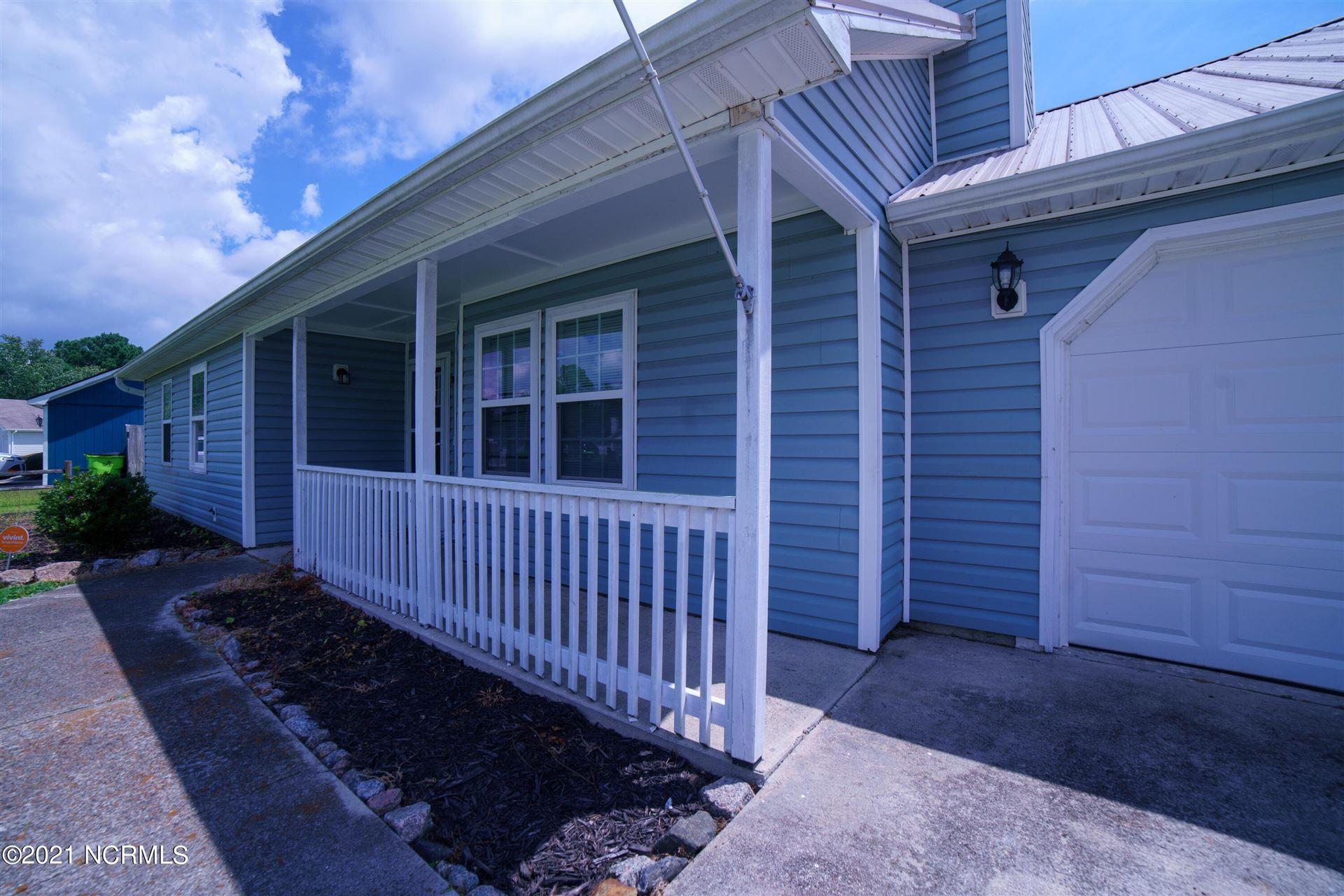 Photo of 412 Foxtrace Lane, Hubert, NC 28539 (MLS # 100288019)