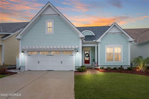 Photo of 160 Twining Rose Lane, Holly Ridge, NC 28445 (MLS # 100260020)