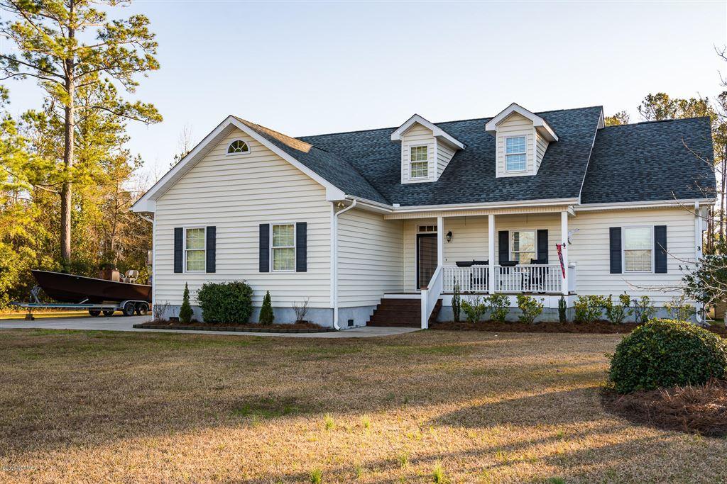 Photo for 155 Otway Farm Road, Beaufort, NC 28516 (MLS # 100150020)