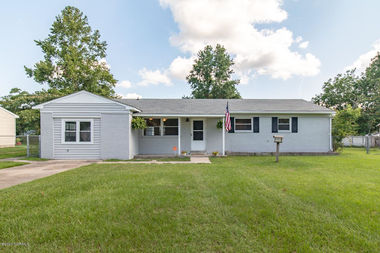 421 Holly Drive, Jacksonville, NC 28540 - MLS#: 100228020