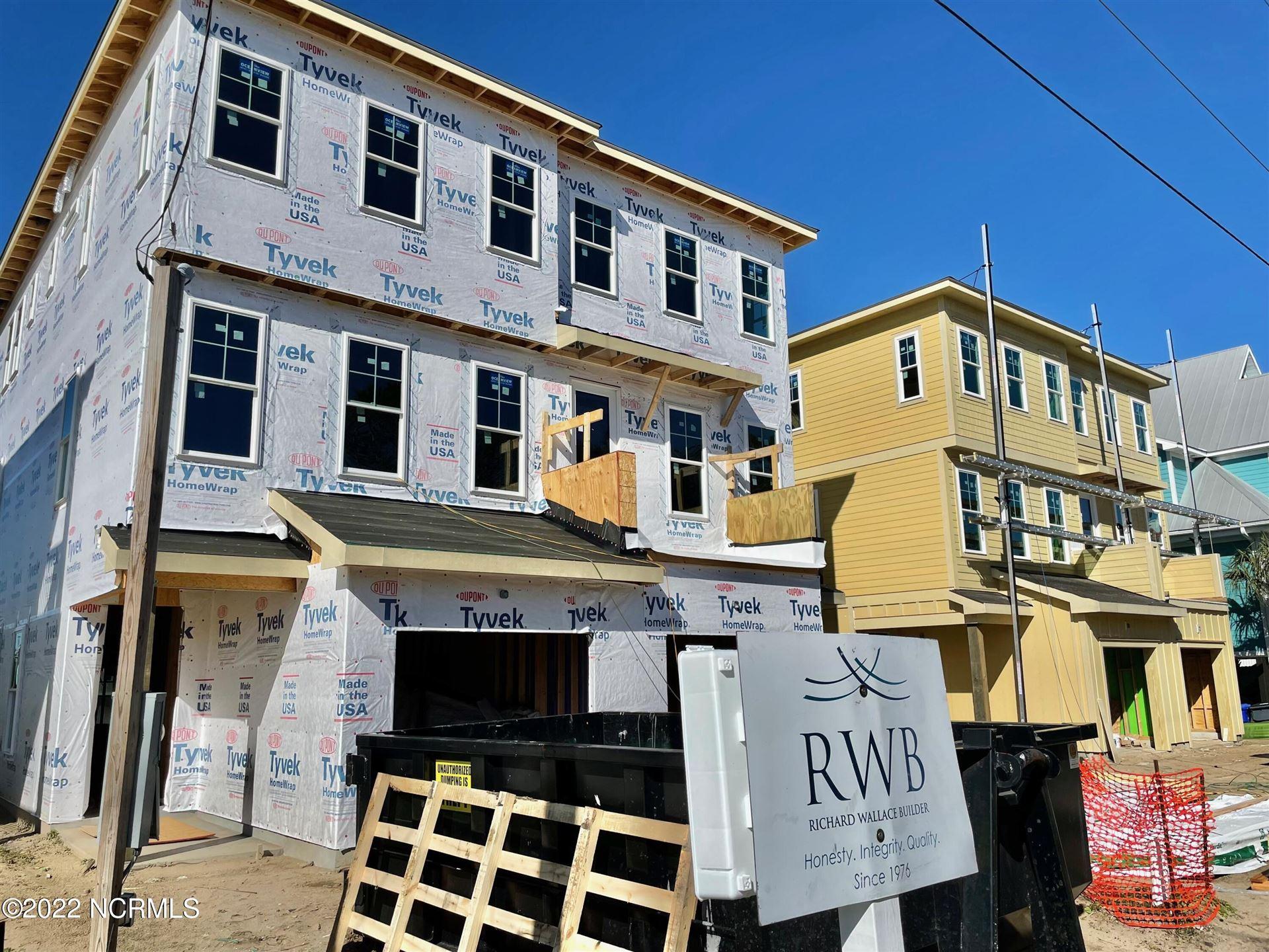 Photo of 1310 Snapper Lane #2, Carolina Beach, NC 28428 (MLS # 100274020)
