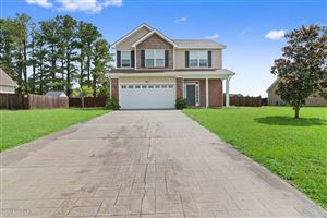 Photo of 201 Maidstone Drive, Richlands, NC 28574 (MLS # 100181022)