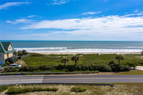 Photo of 3 New River Inlet Road, North Topsail Beach, NC 28460 (MLS # 100238022)
