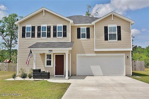 Photo of 324 Adobe Lane, Jacksonville, NC 28546 (MLS # 100269022)