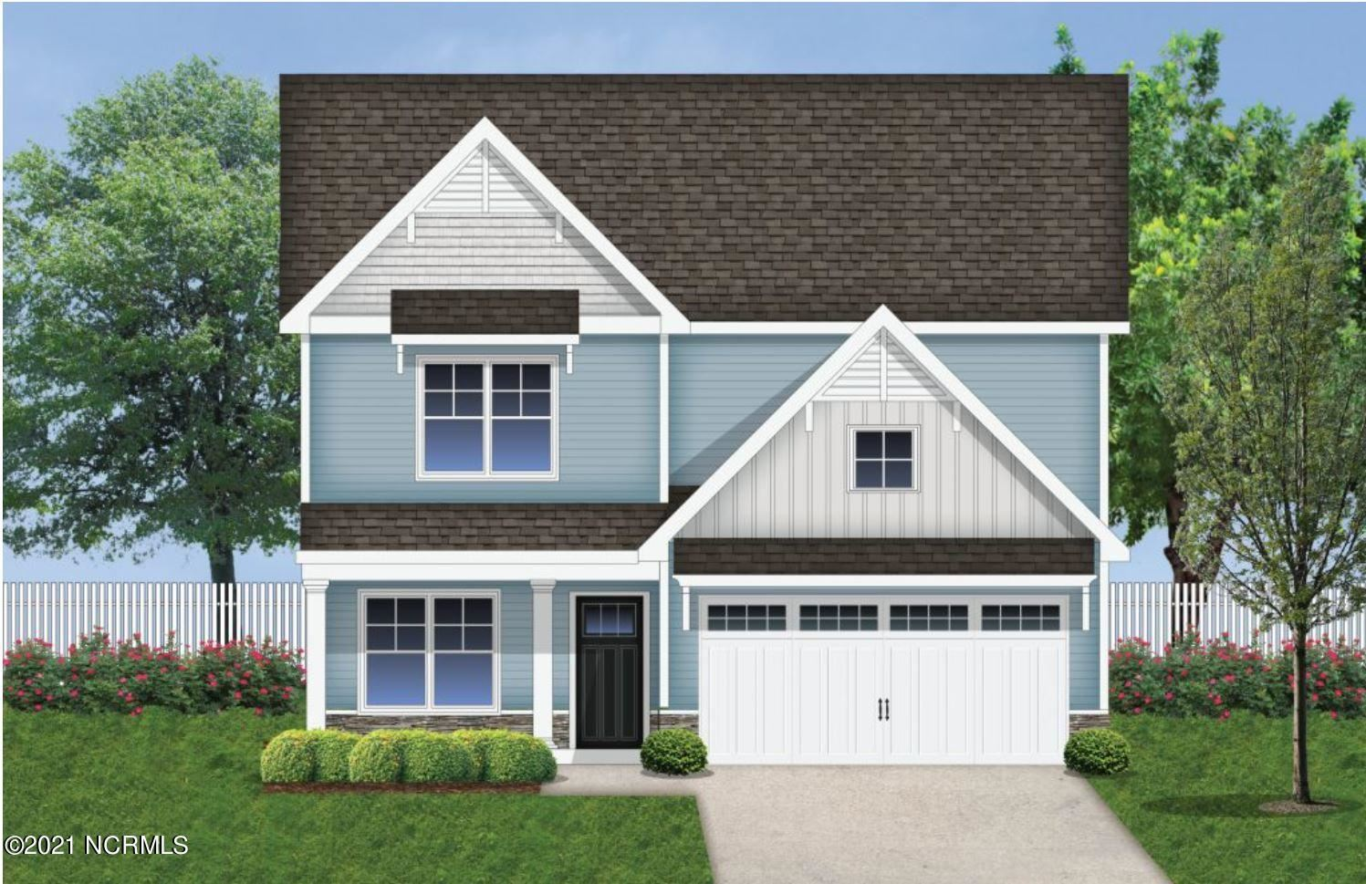 Photo for 3734 Spicetree Drive, Wilmington, NC 28412 (MLS # 100270022)
