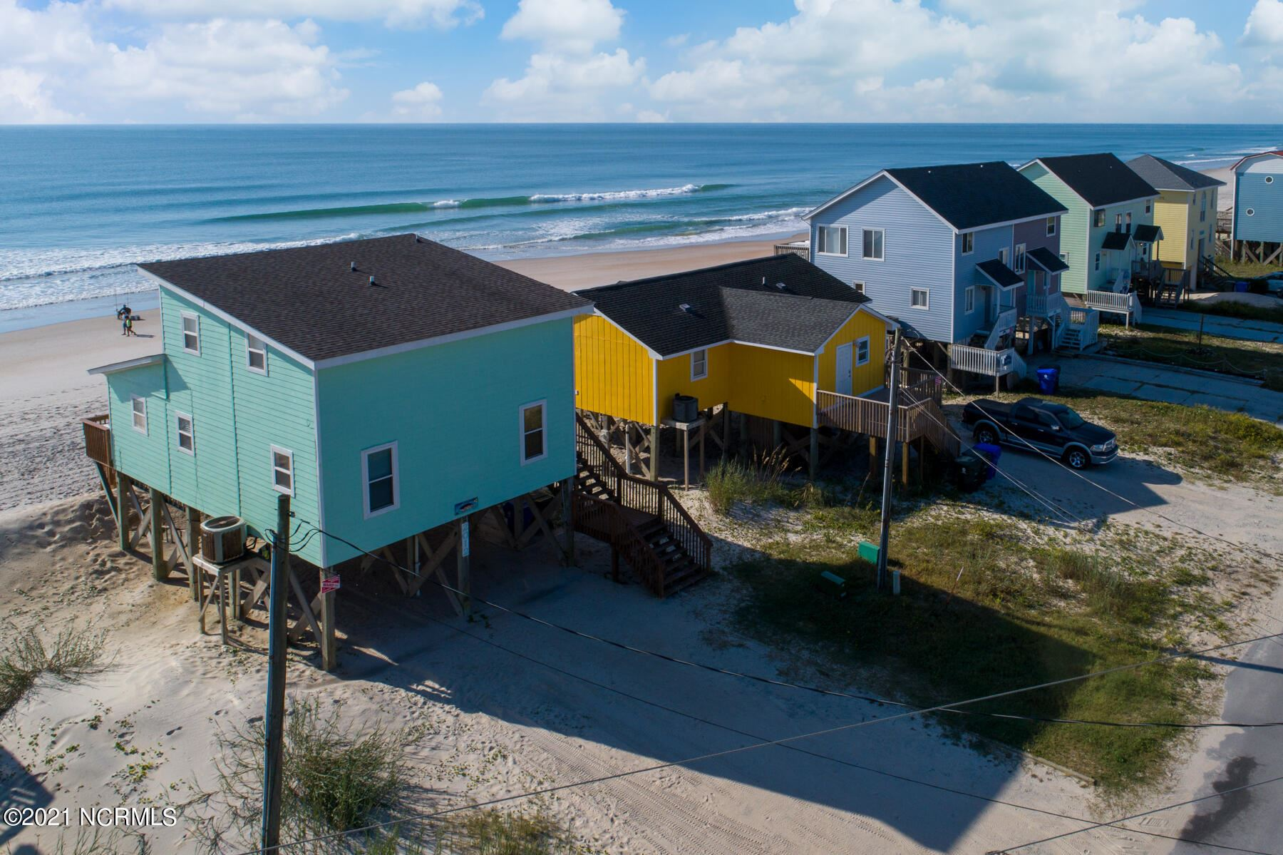 Photo of 2012 N Shore Drive, Surf City, NC 28445 (MLS # 100293023)