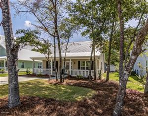 Photo of 114 NW 9th Street, Oak Island, NC 28465 (MLS # 100185025)