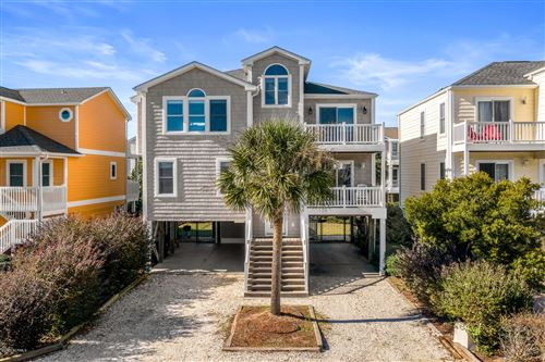Photo of 109 By The Sea Drive, Holden Beach, NC 28462 (MLS # 100247025)