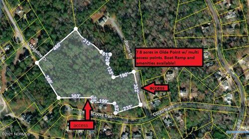 Tiny photo for 0 Patton Lane, Hampstead, NC 28443 (MLS # 100272025)