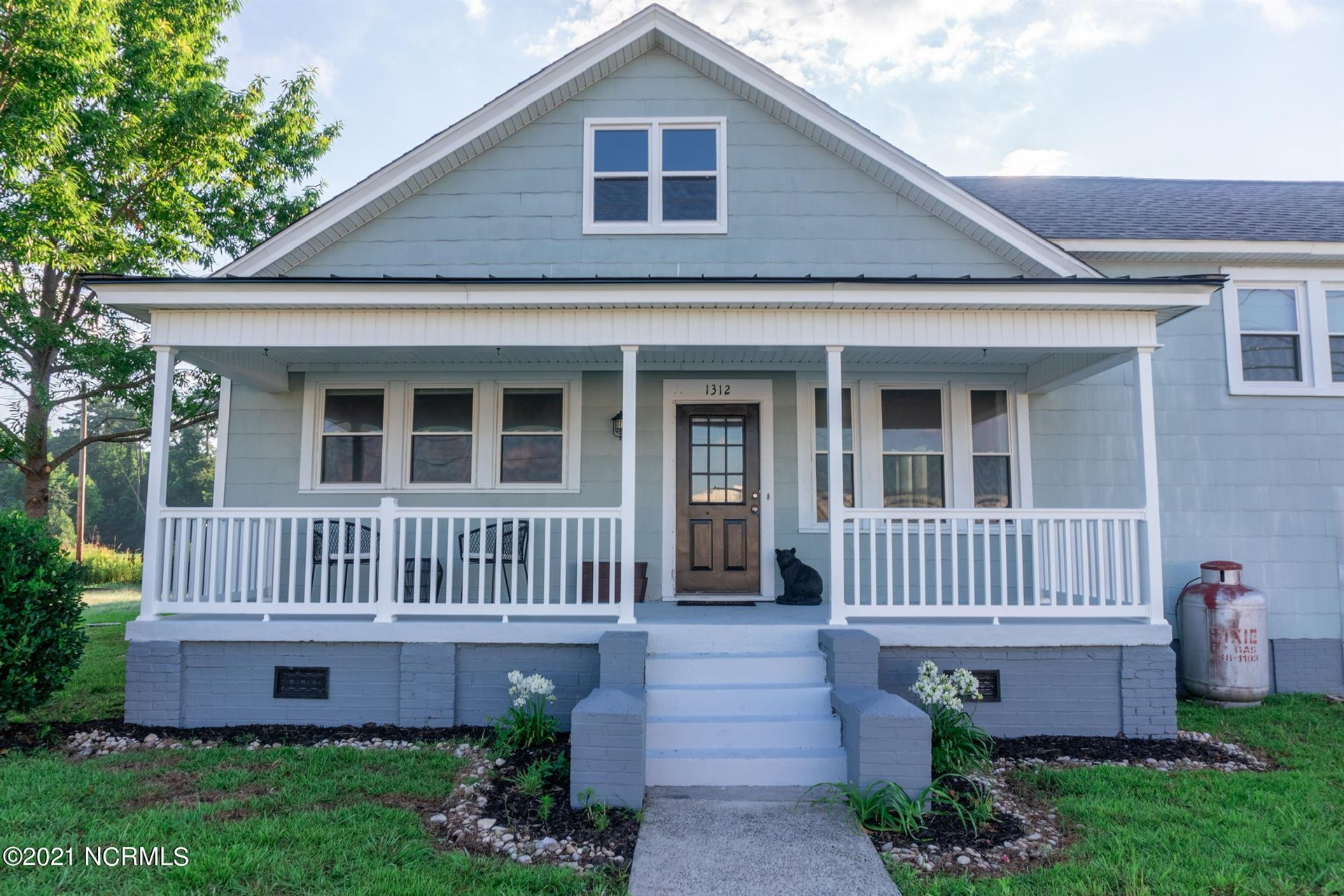 Photo of 1312 Old Cherry Point Road, New Bern, NC 28560 (MLS # 100279025)