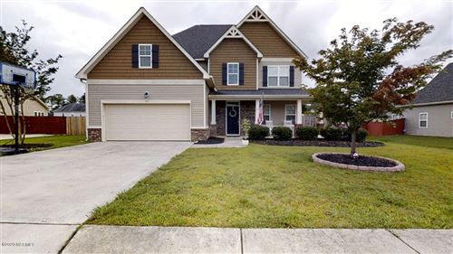 Photo of 111 Hills Lorough Loop, Jacksonville, NC 28546 (MLS # 100223027)