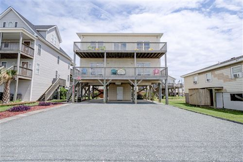 Photo of 2416 Island Drive, North Topsail Beach, NC 28460 (MLS # 100223028)