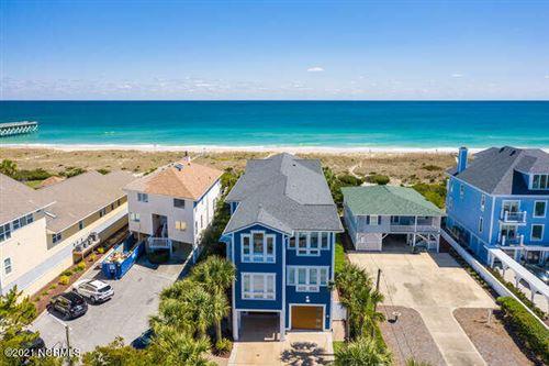 Photo of 723 S Lumina Avenue #A, Wrightsville Beach, NC 28480 (MLS # 100265028)