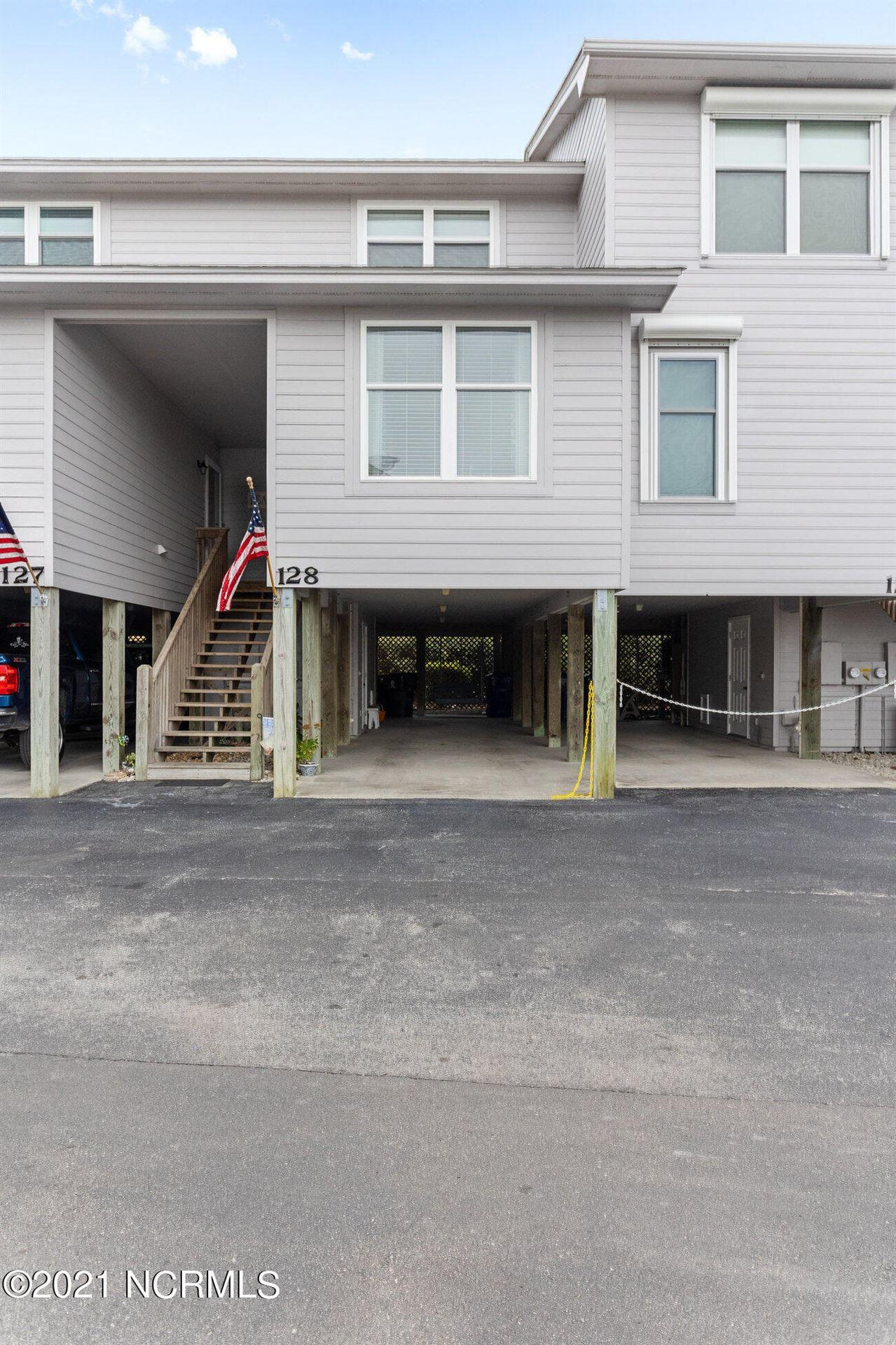 Photo of 128 Crosswinds Drive, Surf City, NC 28445 (MLS # 100295028)