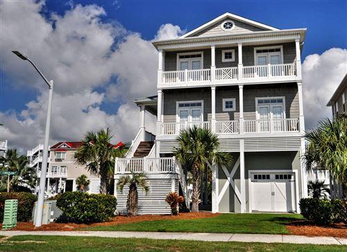 Photo of 213 E Second Street, Ocean Isle Beach, NC 28469 (MLS # 100237029)