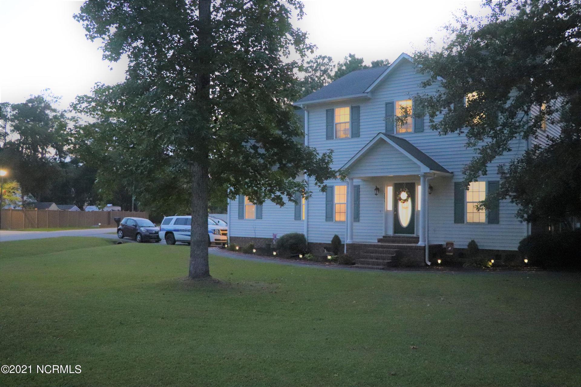 Photo of 201 N Holland Point Drive, Stella, NC 28582 (MLS # 100290029)