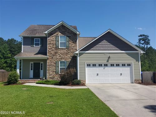 Photo of 102 Murifield Drive, Jacksonville, NC 28540 (MLS # 100277030)
