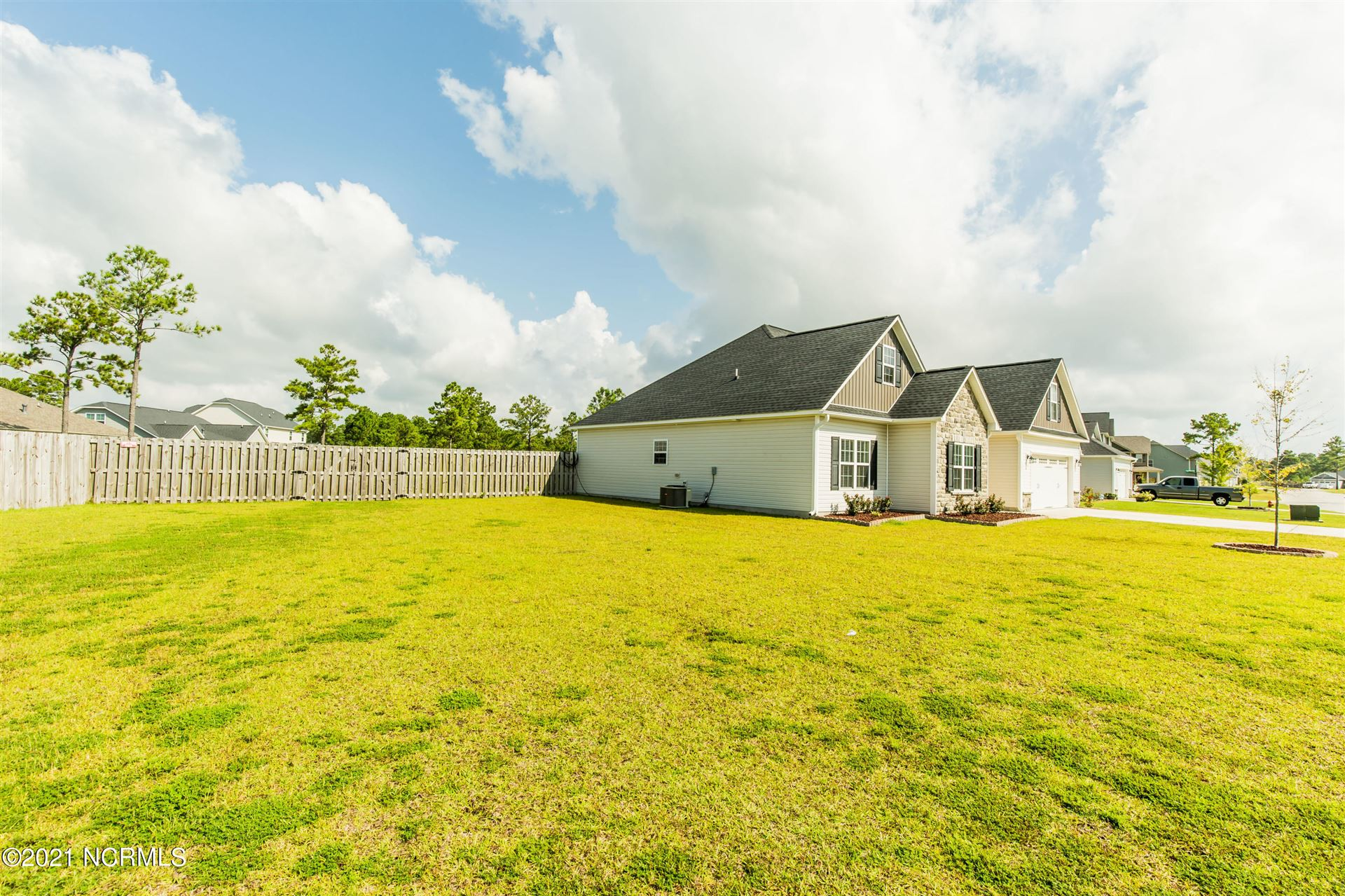 Photo of 203 Salty Dog Lane, Sneads Ferry, NC 28460 (MLS # 100288030)