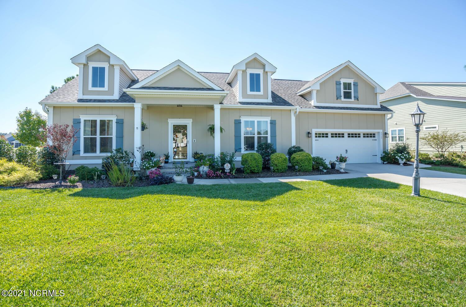Photo of 8915 Chesterfield Drive NW, Calabash, NC 28467 (MLS # 100296030)
