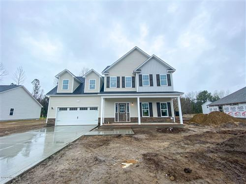 Photo of 114 Tides End Drive, Holly Ridge, NC 28445 (MLS # 100196031)