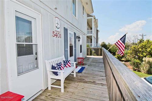 Photo of 5401 Ocean Drive, Emerald Isle, NC 28594 (MLS # 100235032)