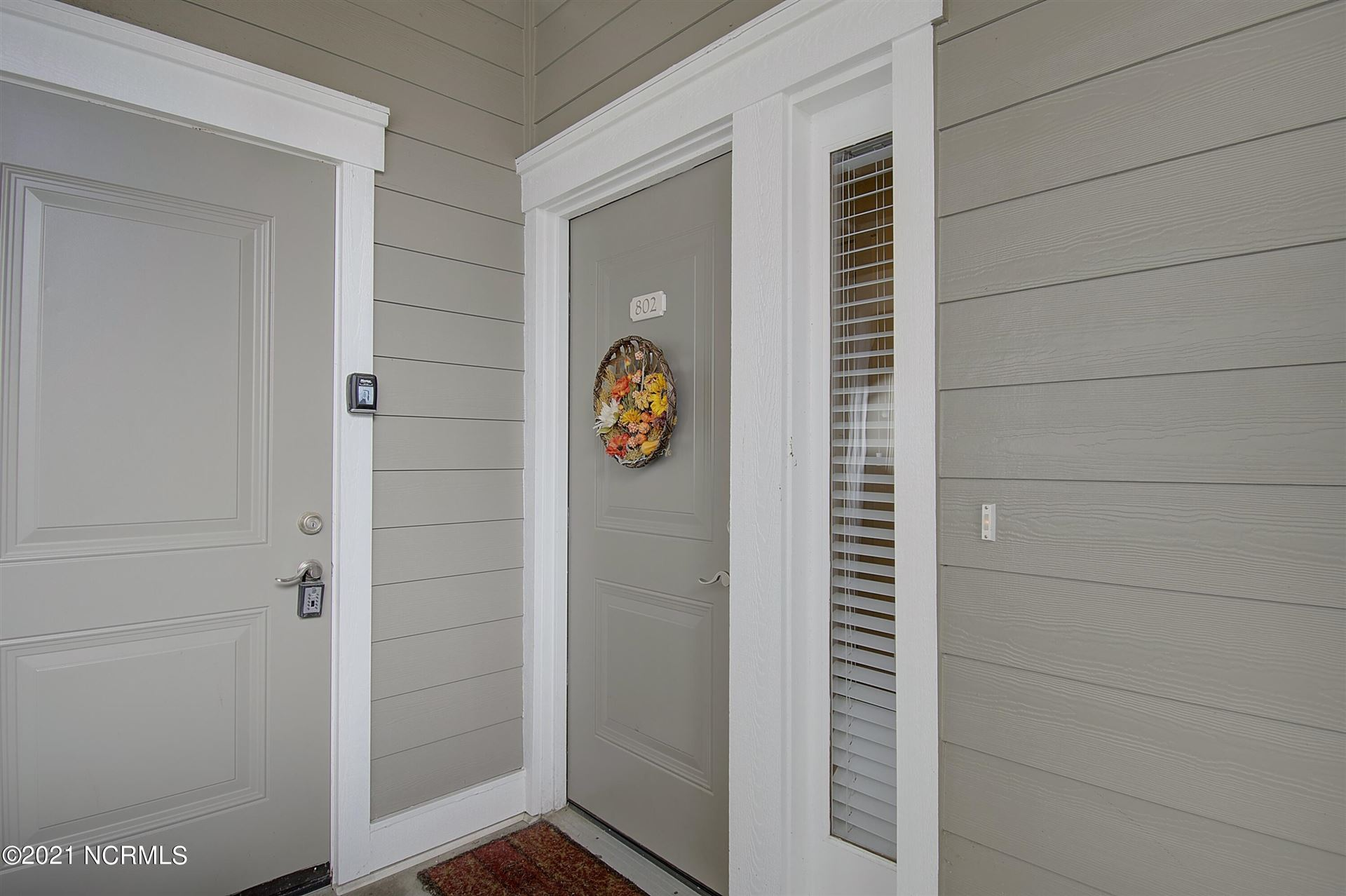 Photo of 2537 St James Drive SE #802, Southport, NC 28461 (MLS # 100296032)